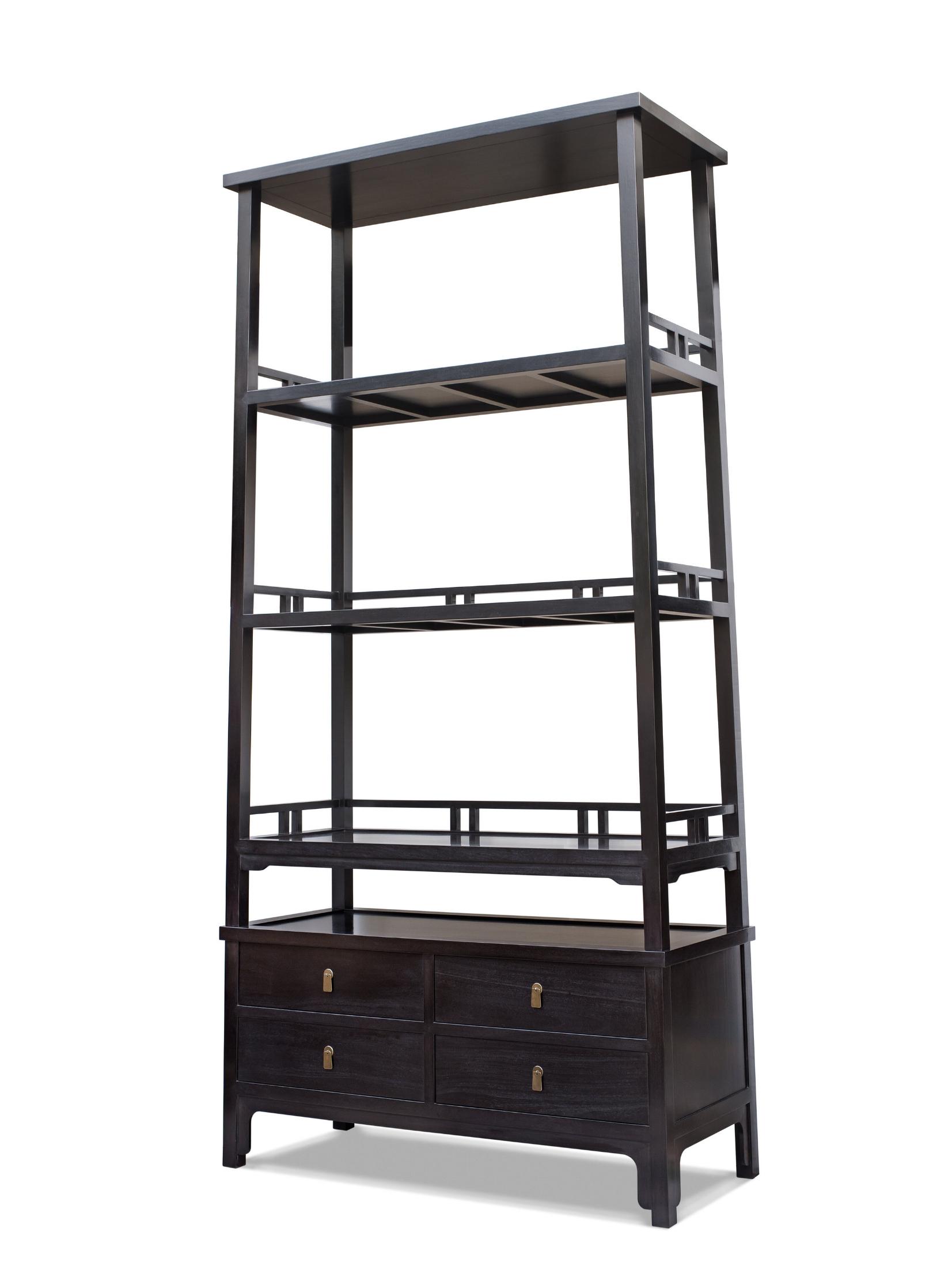 ....Bespoke Ming Style Chinese furniture : Bookshelf..特别定制明式中式家具: 书架....