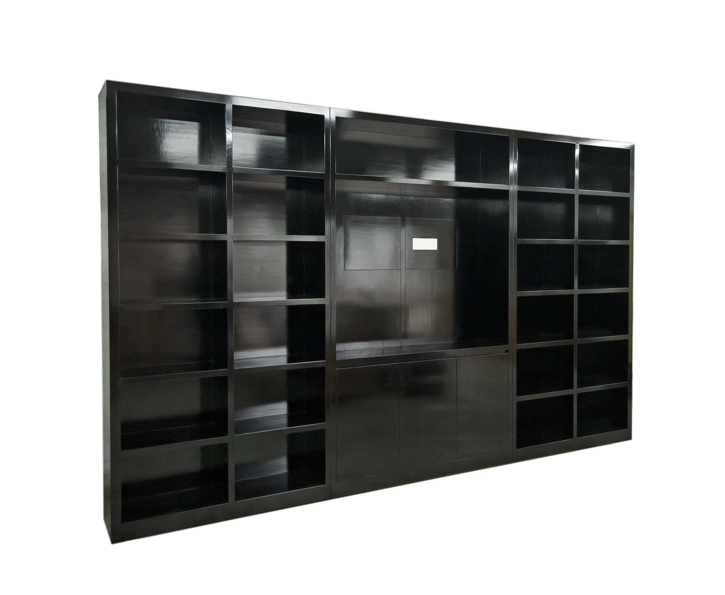 ....Bespoke Modern furniture : Compound TV Shelf..特别定制现代家具: 组合电视书架....
