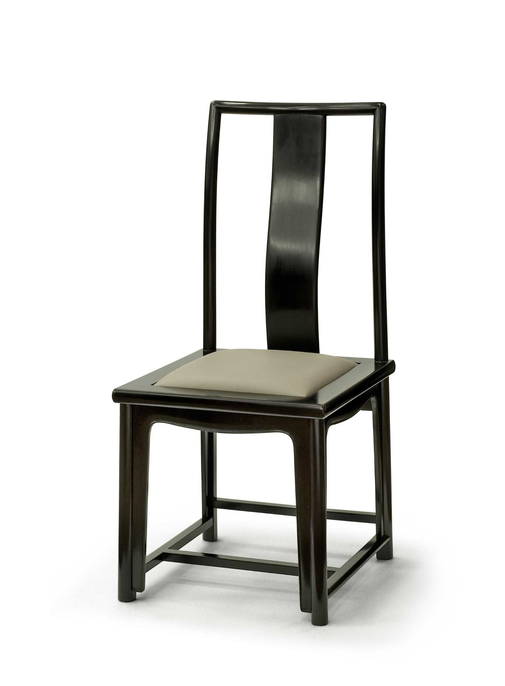 ....Ming Style Chinese furniture : Side chair..明式中式家具: 靠背椅....