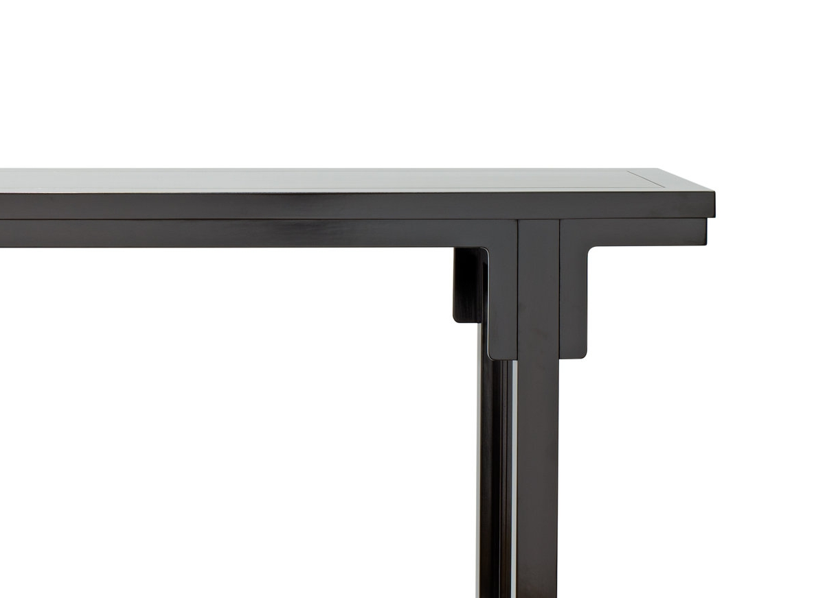 ....Bespoke Ming Style Chinese furniture : Side Table..特别定制明式中式家具: 条桌....