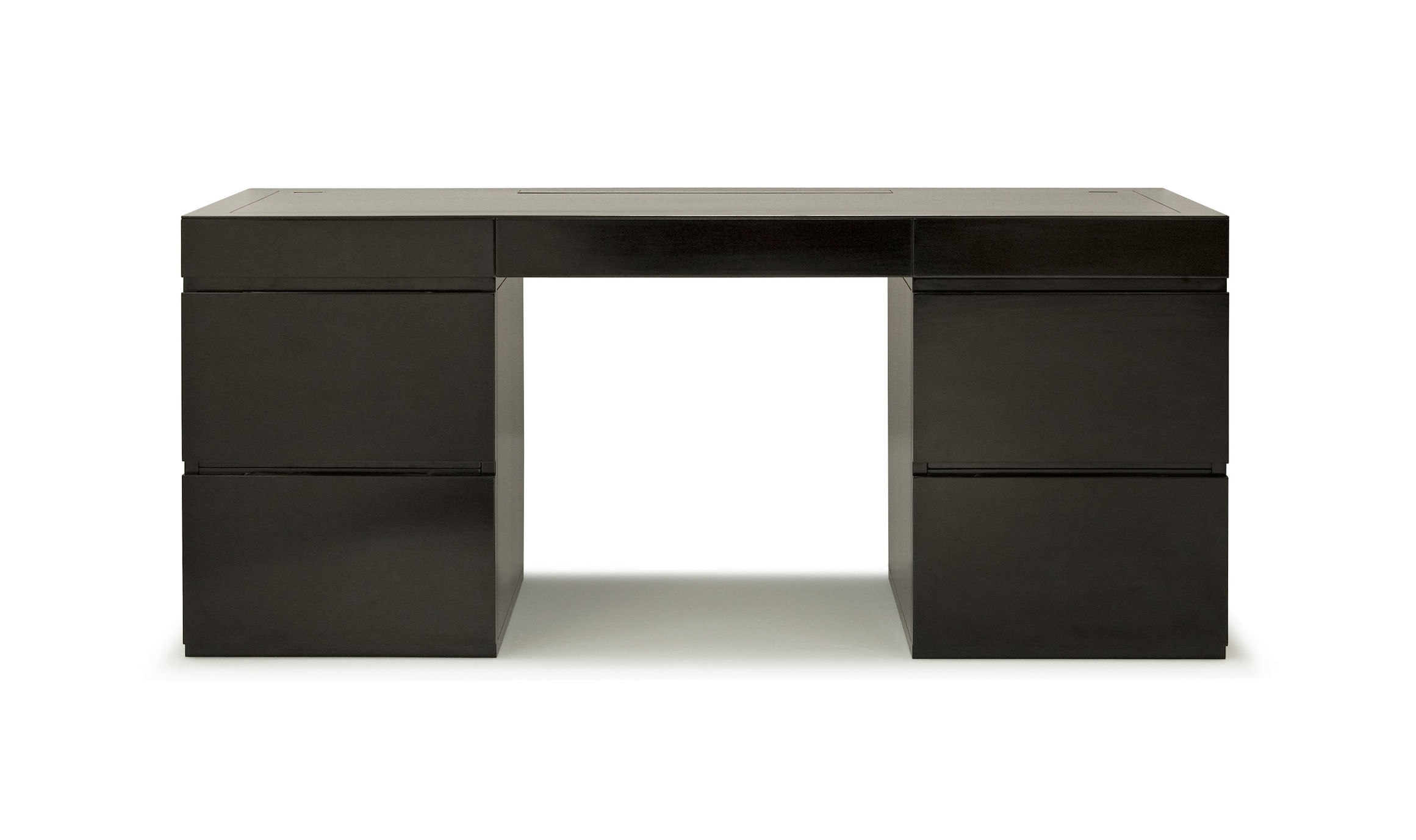 ....Bespoke Modern furniture : Trestle Desk..特别定制现代家具: 台架式书桌....