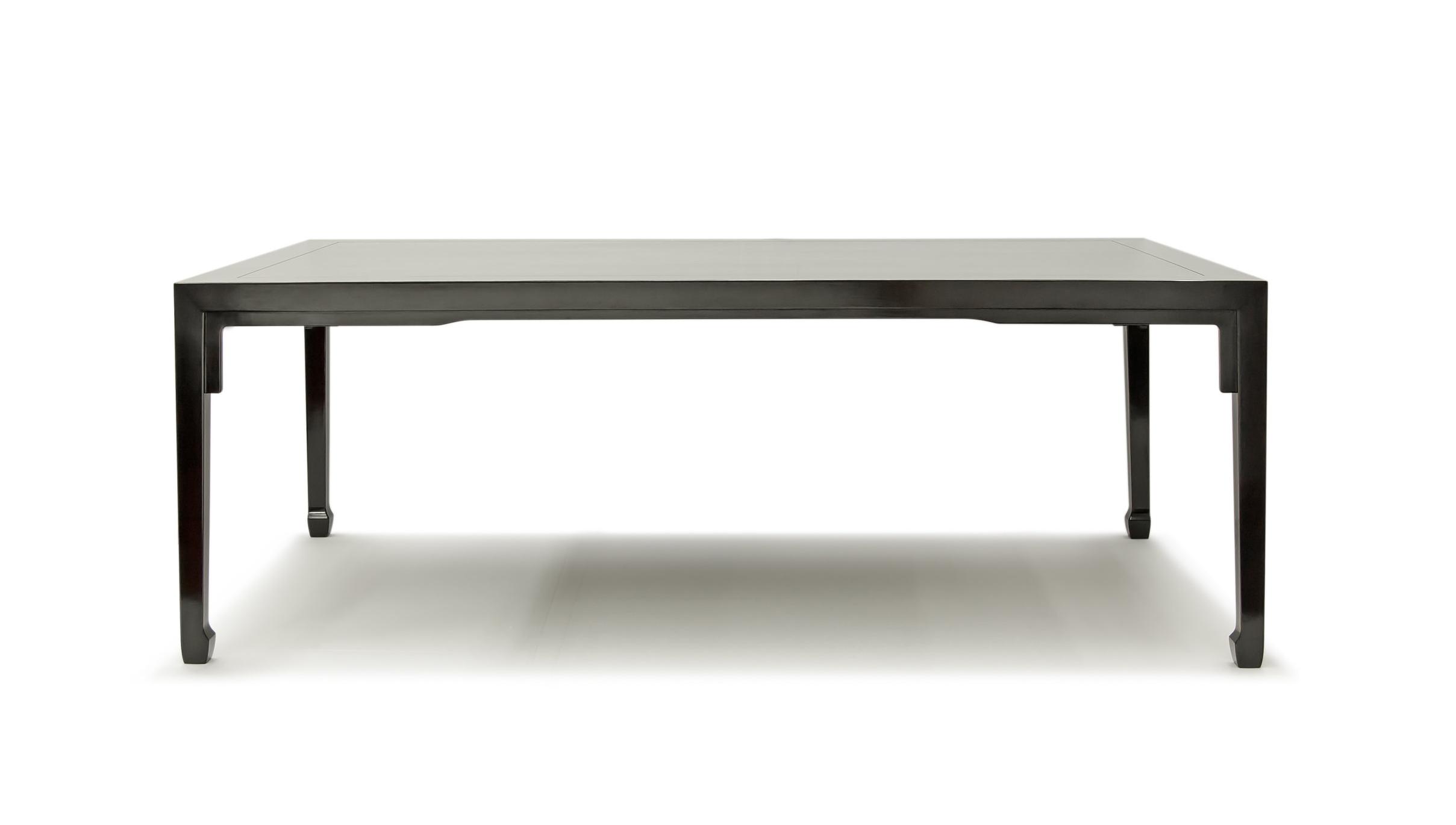 ....Bespoke Ming Style Chinese furniture : Desk..特别定制明式中式家具: 书台....