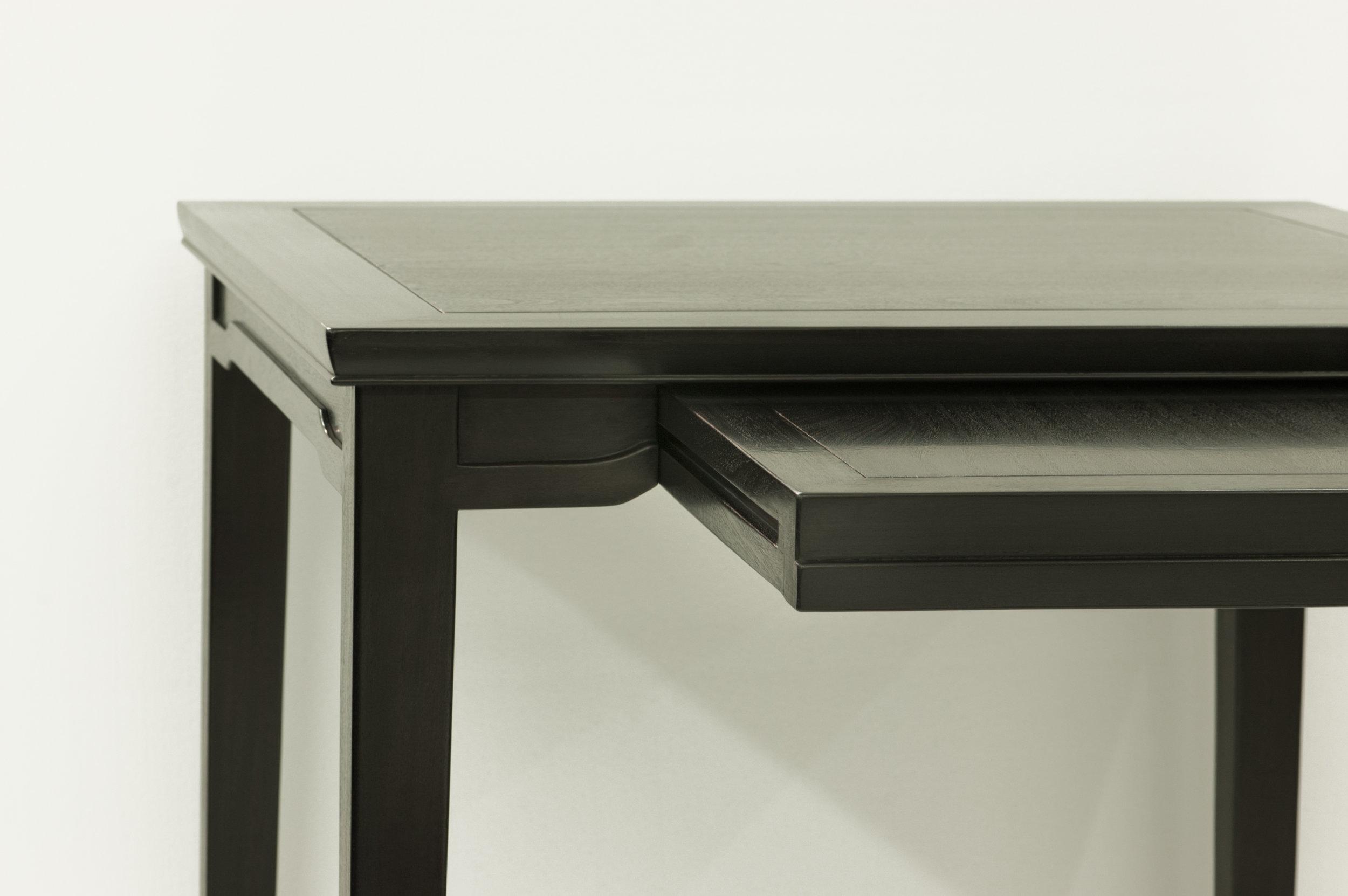 ....Bespoke Ming Style Chinese furniture : Square Table..特别定制明式中式家具: 方台....