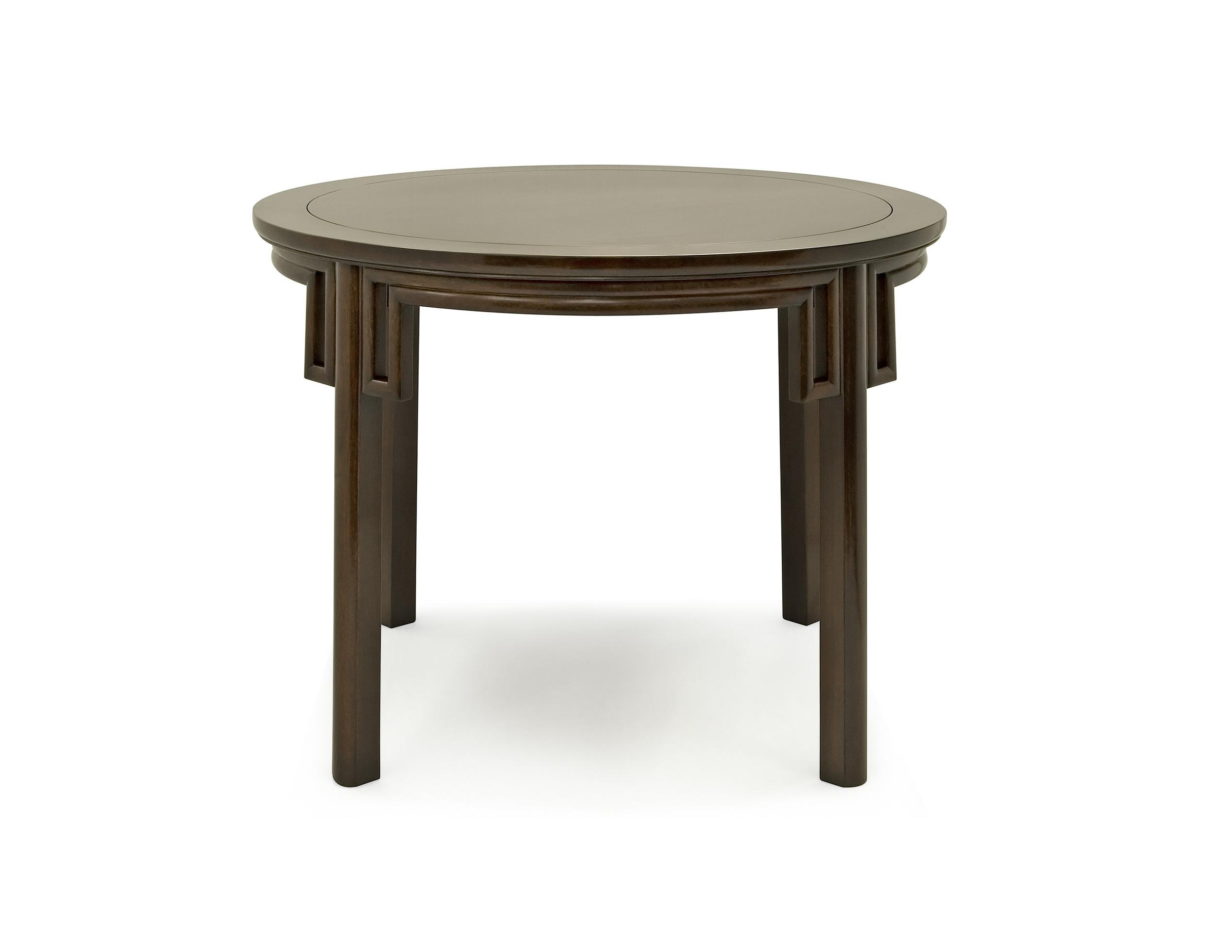 ....Bespoke Ming Style Chinese furniture : Round Table..特别定制明式中式家具: 圆台....