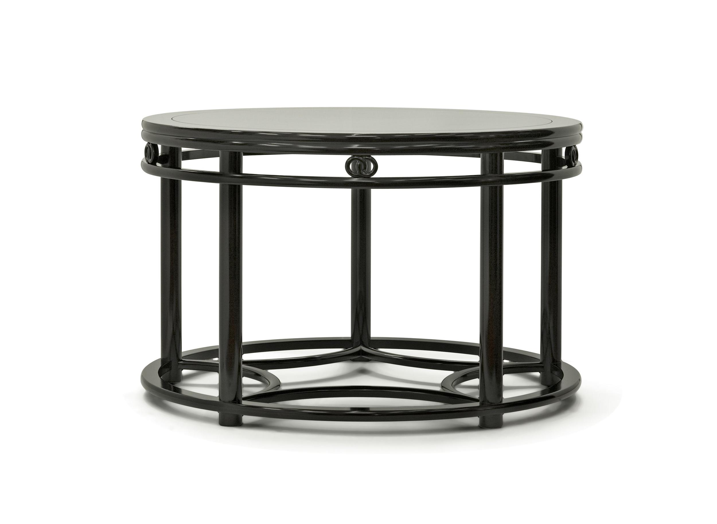 ....Bespoke Qing Style Chinese furniture : Round Table..特别定制清式中式家具: 圆台....