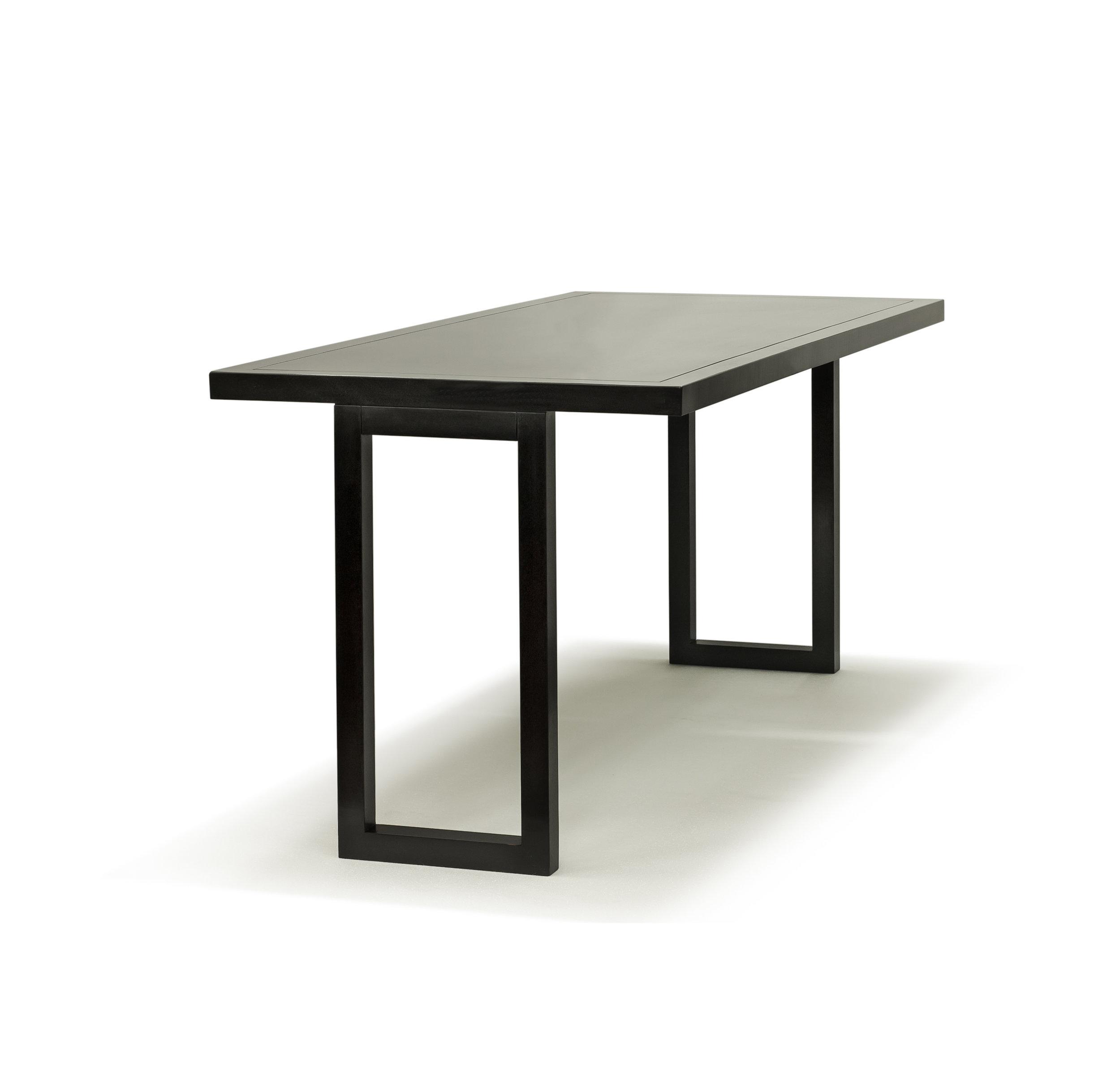 ....Bespoke Modern Chinese furniture : Dining Table..特别定制现代中式家具: 餐台....