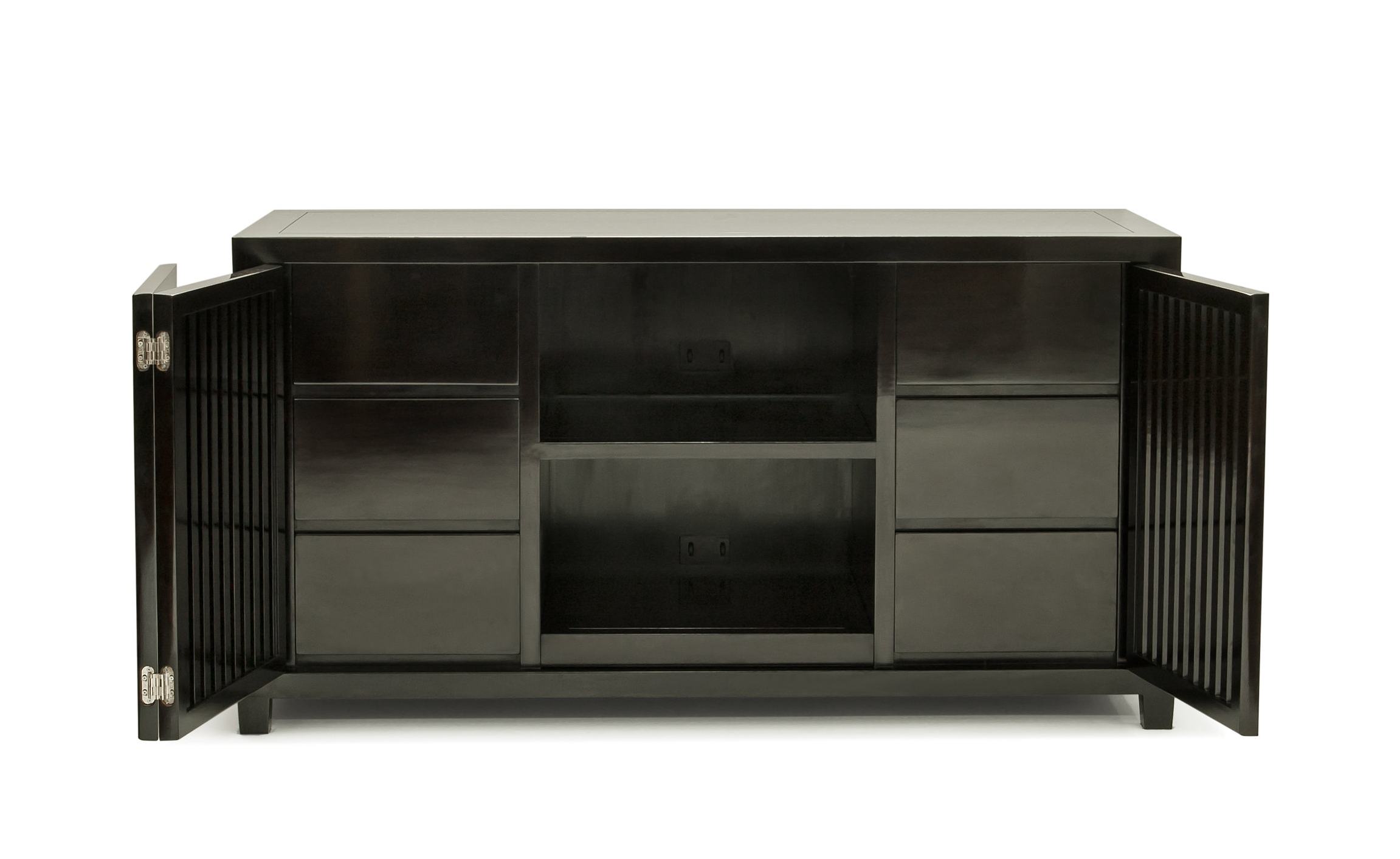 ....Custom made Modern Chinese style furniture : TV Cabinet..特别定制现代中式家具:电视柜....