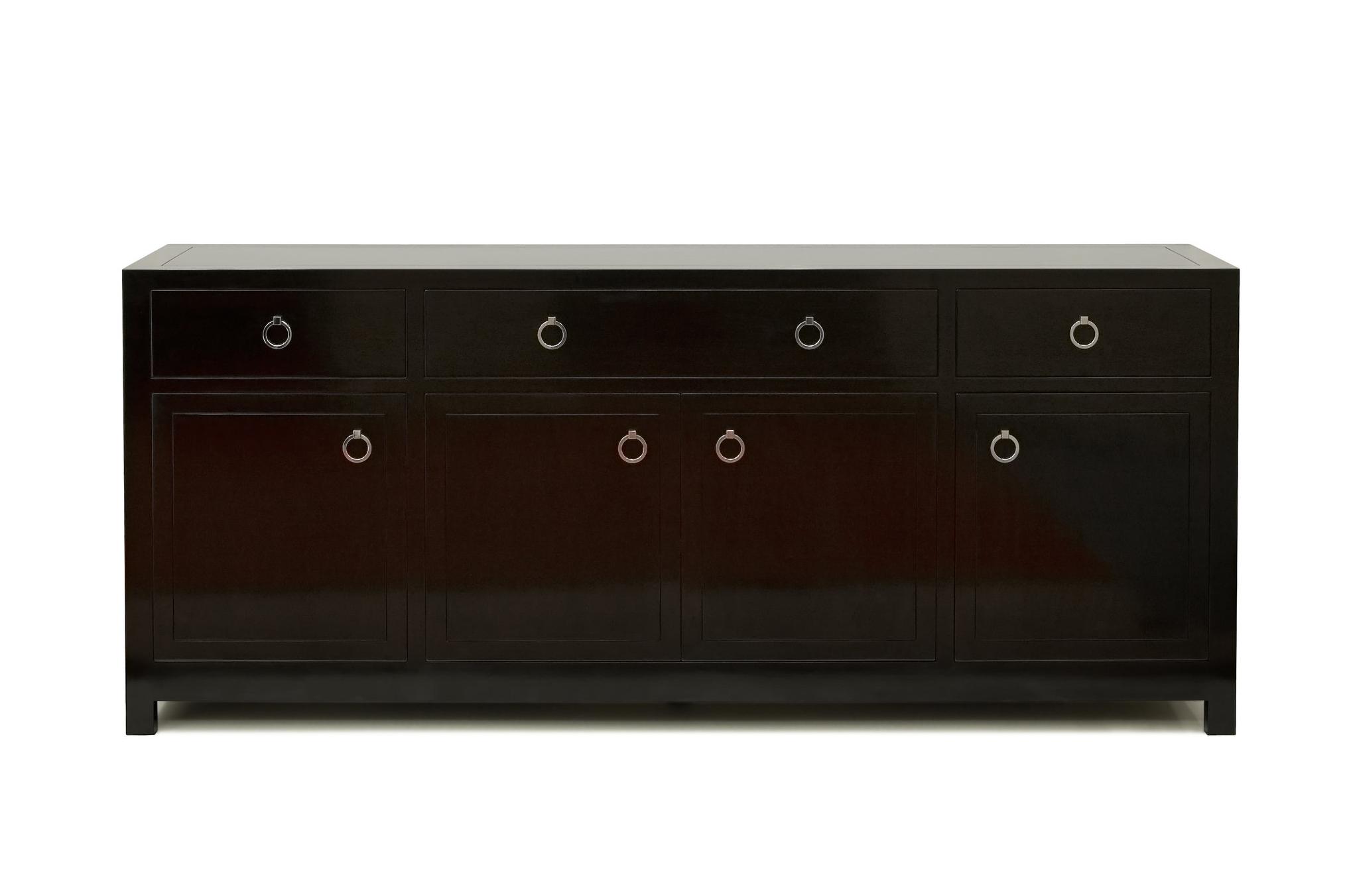 ....Custom made modern furniture : Sideboard..特别定制现代家具:餐柜....