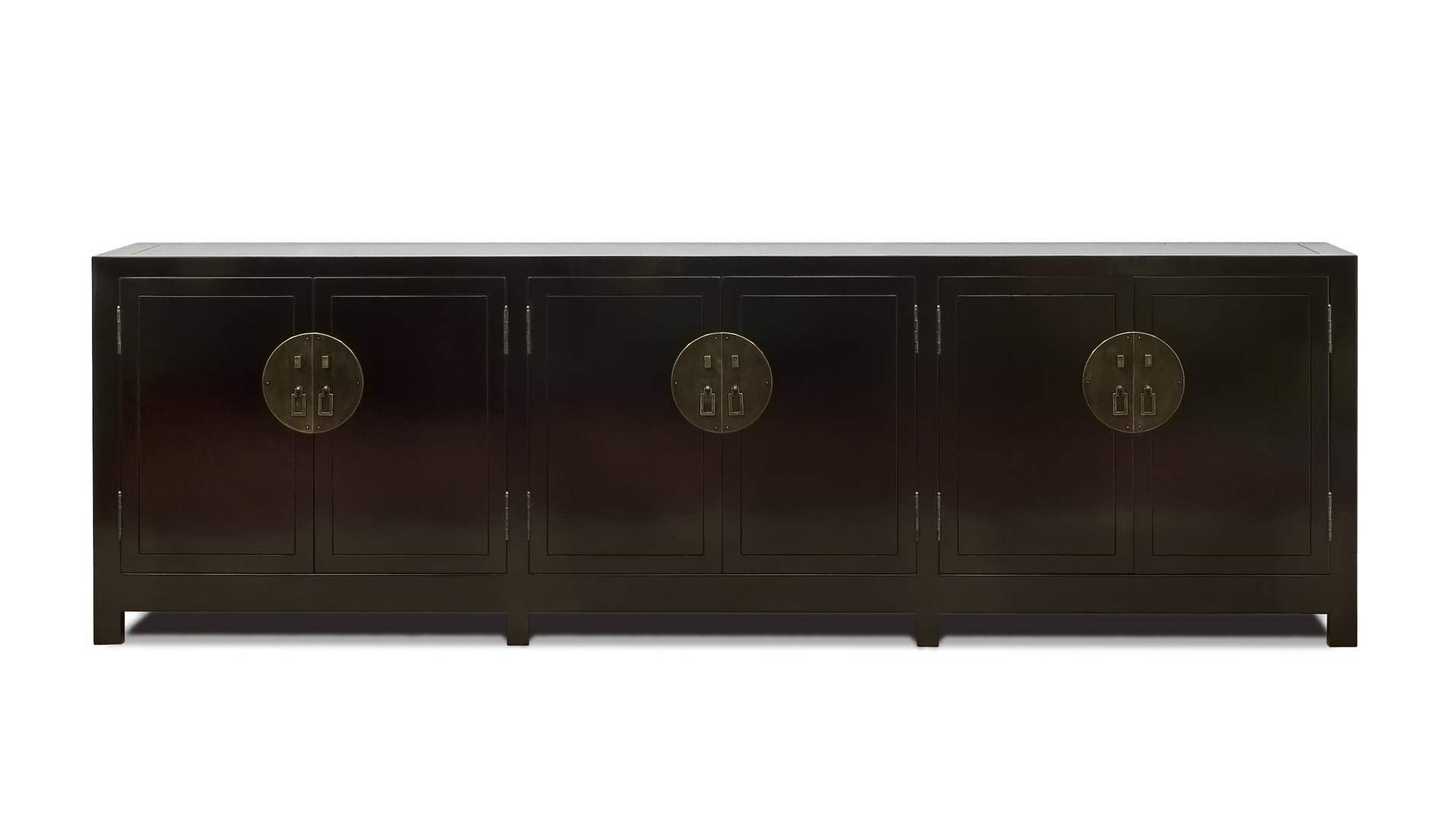 ....Custom made Ming Style Chinese furniture : Sideboard..特别定制明式中式家具:餐柜....