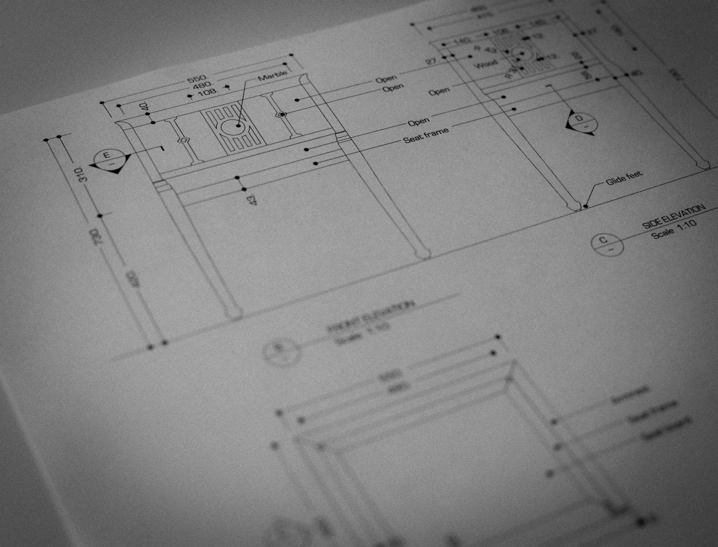 ....bespoke furniture : design drawings..特别定制家具 : 设计图....