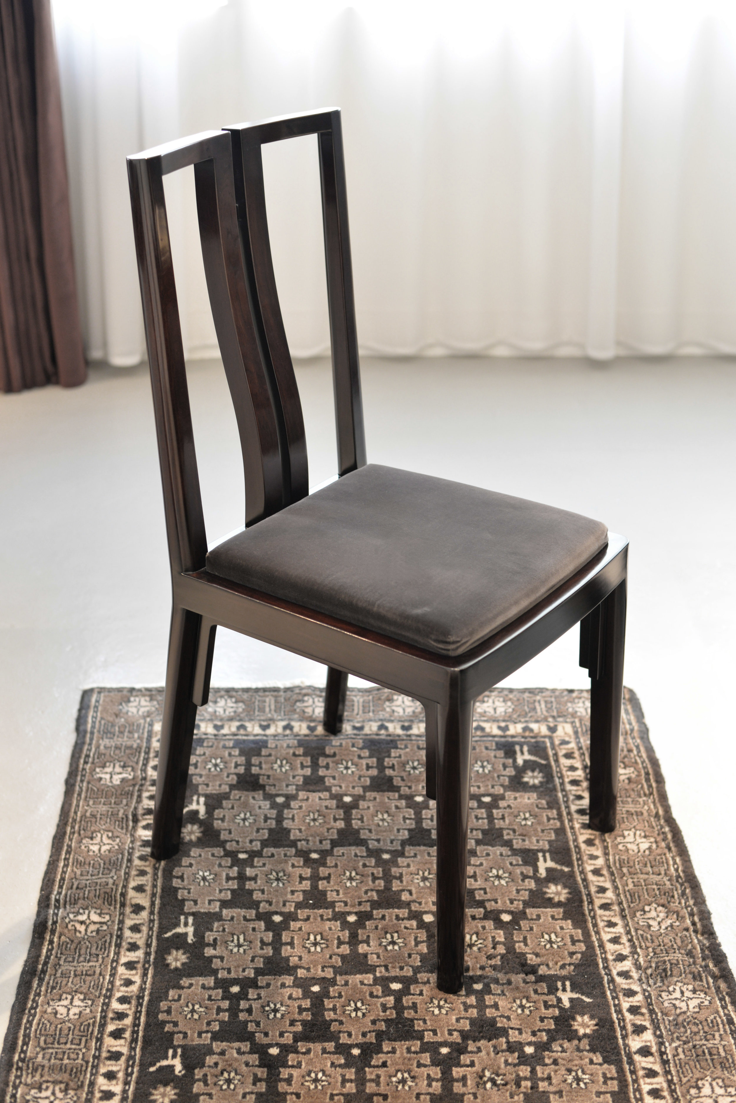 ....modern chinese style furniture | side chair : ch 31..现代中式家具 | 靠背椅 :CH 31....