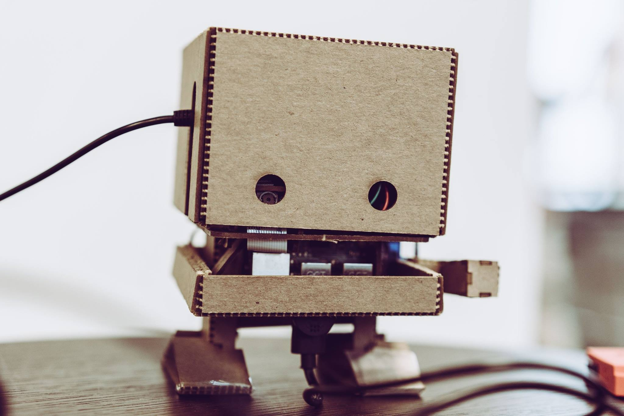 Chatbot fra IBM Watson. Foto: GunFilm