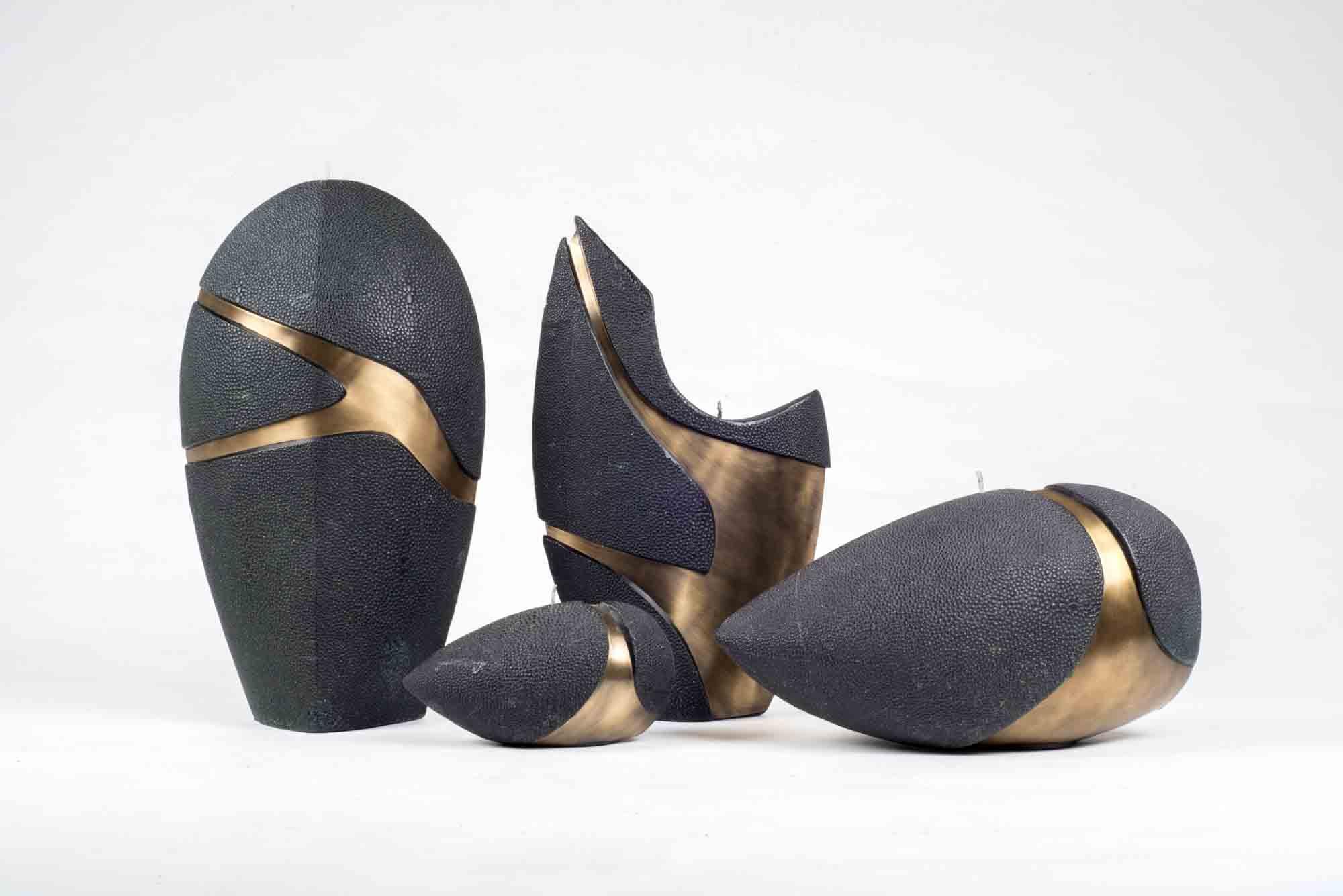 Sculptural Candles -
