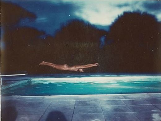 Me, on Monday. Roughy. By Helmut Newton,
