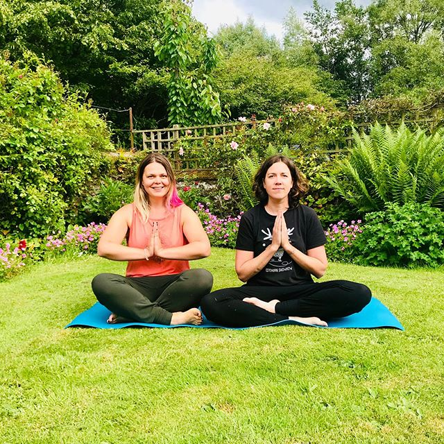 We're on for the next weekends Camping Out festival at Bales Ash! Teaching yin yoga and vinyasa classes just for you :) @balesash #balesash #campingout2019 #campingout #devon #festival #june #england #yoga