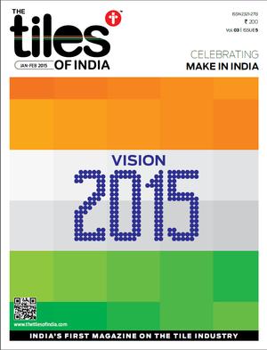 Tiles India   February 2015