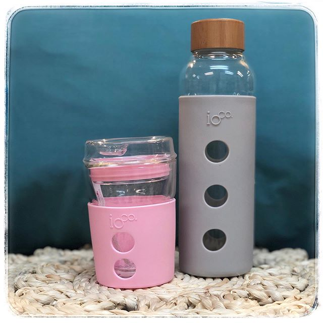 COMPETITION TIME! ✨ Like our page and tag a friend to be in the draw to win an @ioco_gift_designers glass travel mug and matching water bottle ☕️ 💕 mix and match your favorite colours!  We will draw the lucky winner on the 23rd of September! Get tagging.  #coffeetastesbetteringlass  #hhp #competition