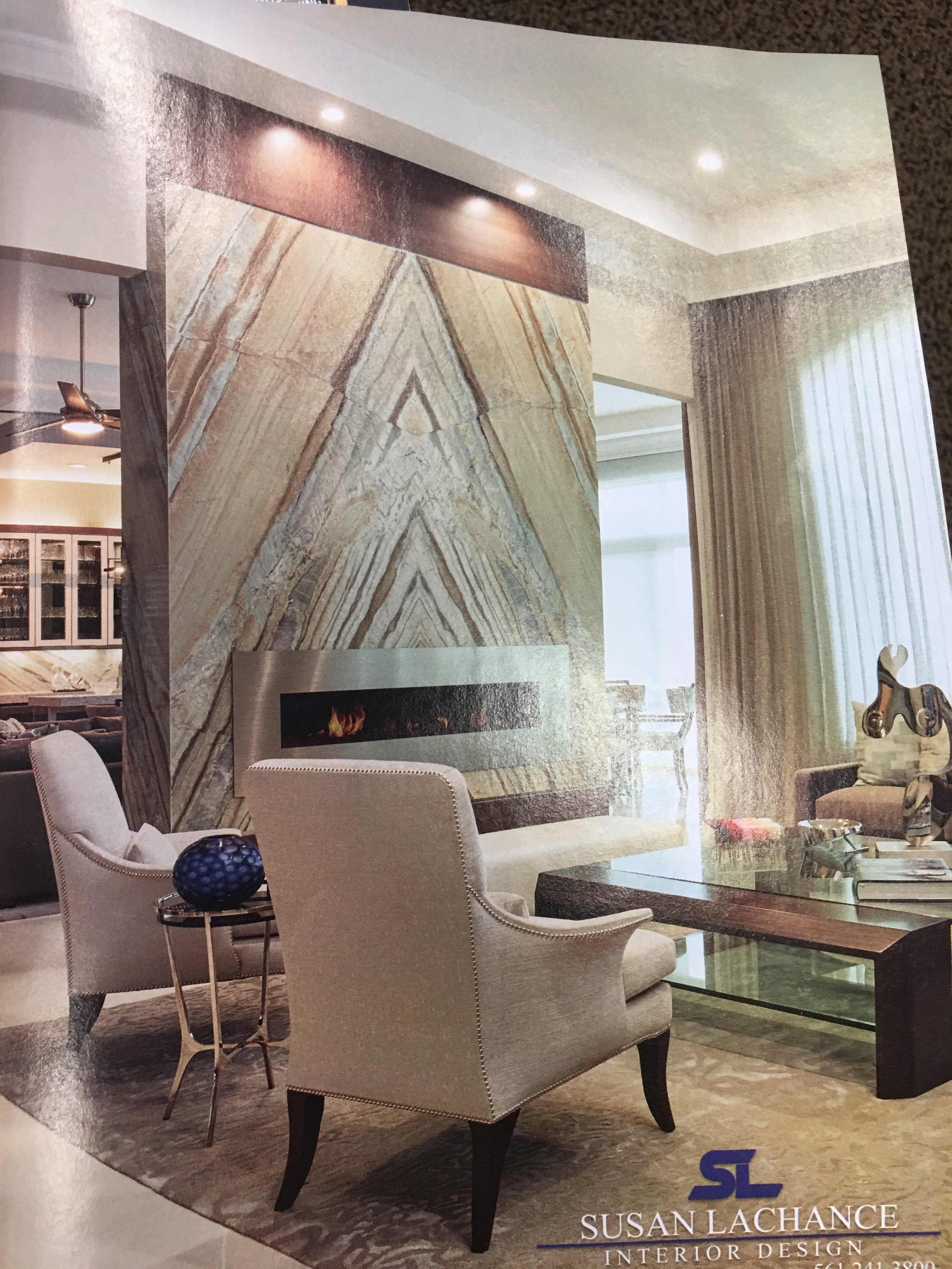 ARCHITECTURAL SPECIALTIES  As featured in the Boca Raton Observer with our highly recommended Interior Designer Susan LaChance…