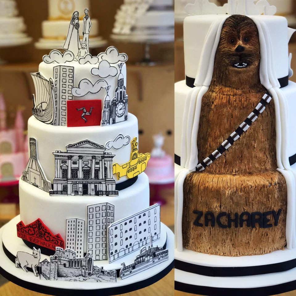 £795  Landmarks and Chewbacca   Enquire