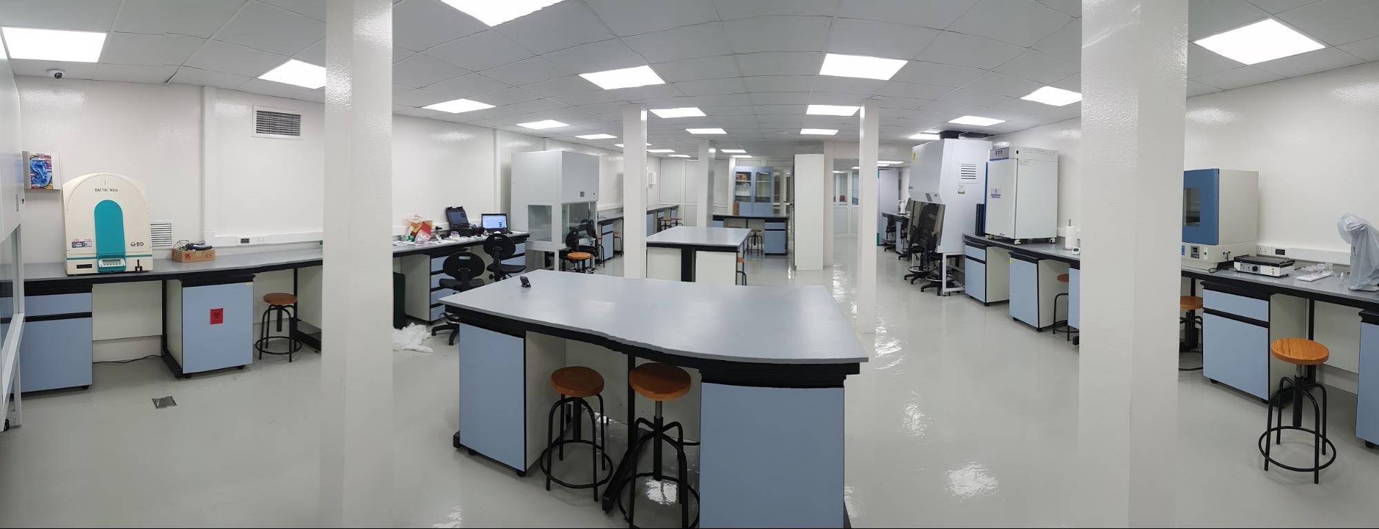 eHealth Africa lab in Kano, Nigeria. (1)