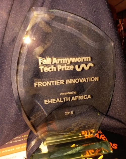 Fall Armyworm Tech Prize - Frontier Innovation award
