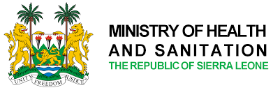 Sierra Leone Ministry of Health logo.png
