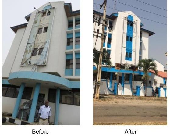 NPHCDA Renovations -