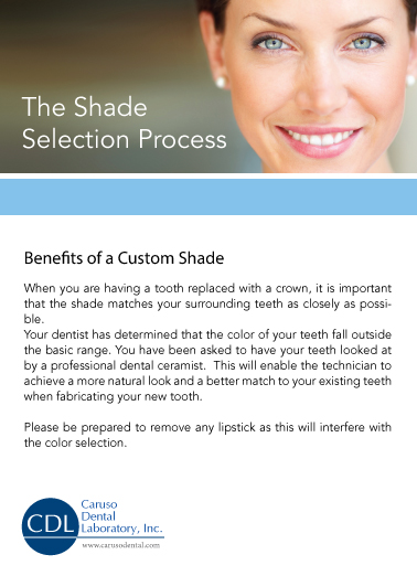 Custom Shade Patient Card   Click here to download