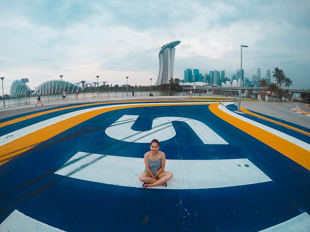 Singapore, RTW, Round the World, Itinerary