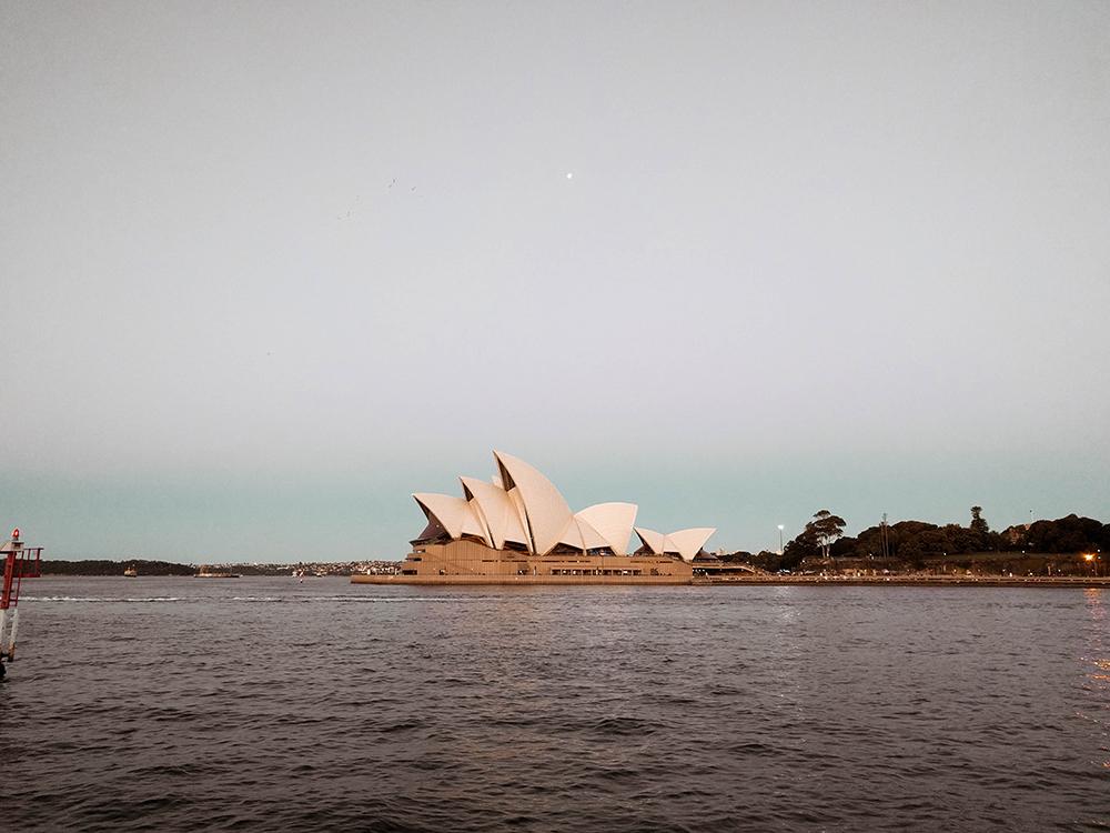 Australia, Sydney, RTW, Round the World, Itinerary