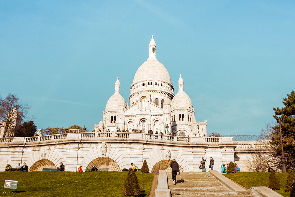 PFH Sacré Coeur Paris France