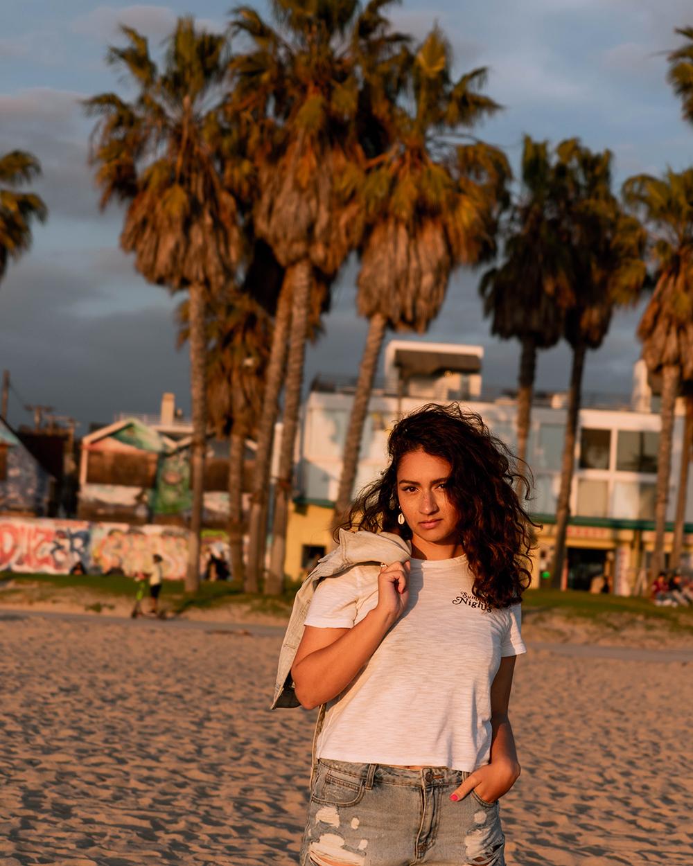 Umberto Giannini, Curly hair, Curl Jelly, Venice Beach