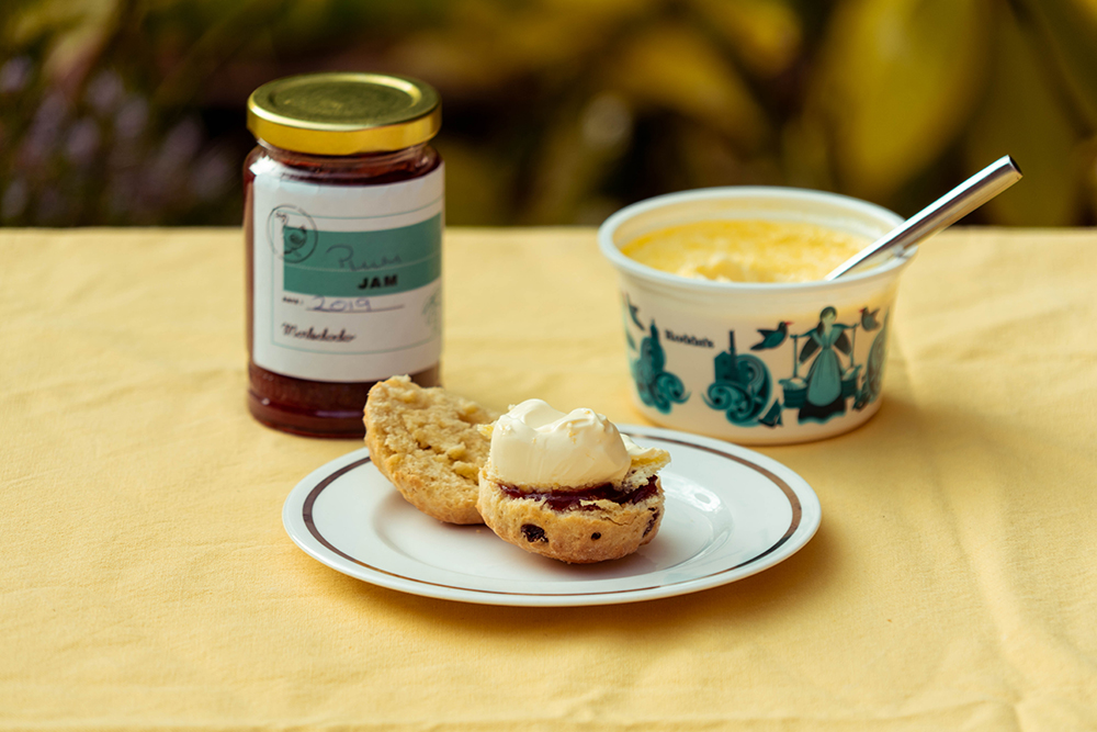 Postcards from Hawaii, Scones Recipe, Afternoon Tea, High Tea