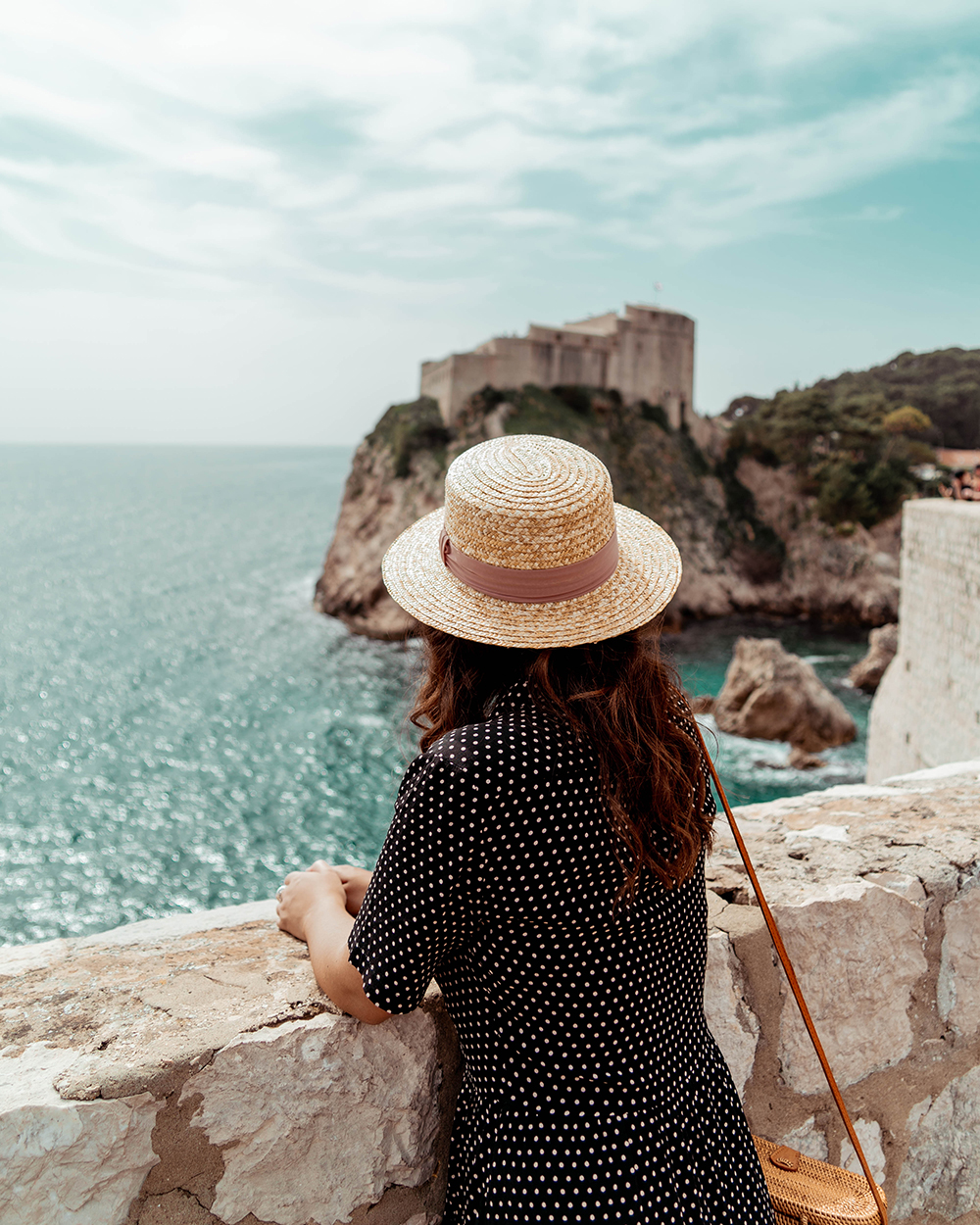 Postcards from Hawaii, Croatia, Dubrovnik, Game of Thrones, Self guided tour