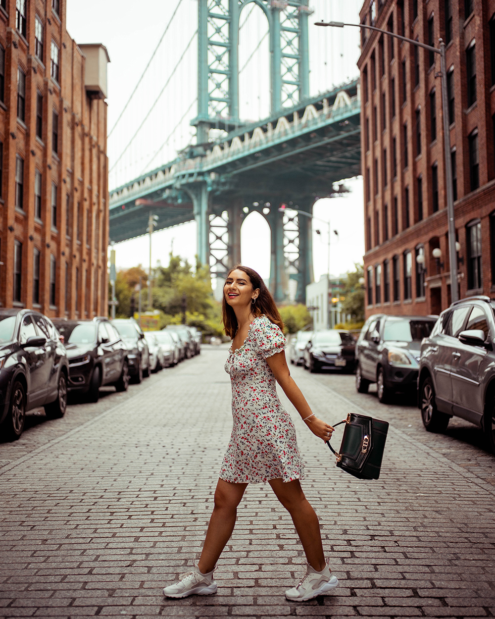 Postcards from Hawaii, NYC, New York City, Itinerary, Manhattan Bridge