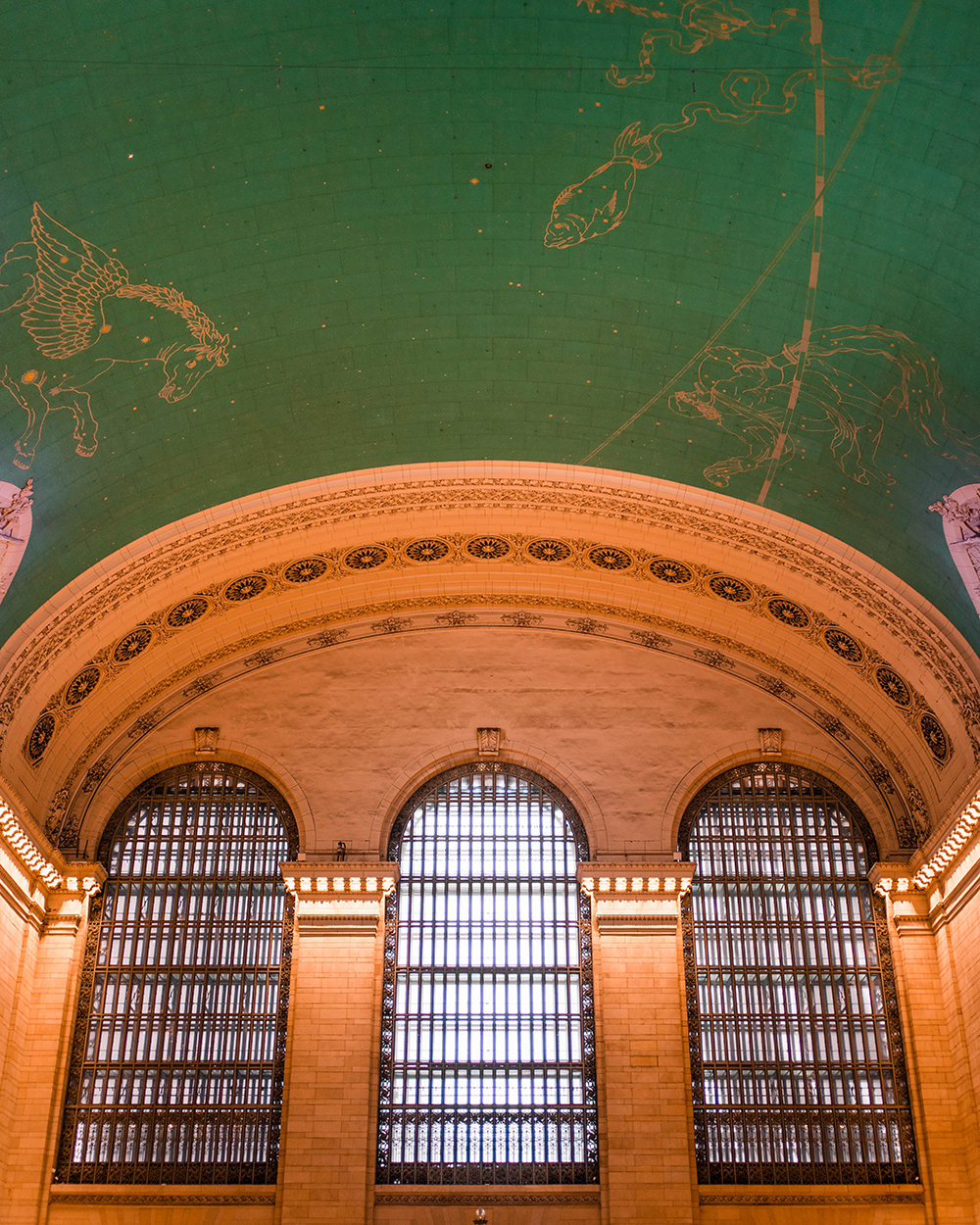 Postcards from Hawaii, NYC, New York City, Itinerary, Grand Central Terminal