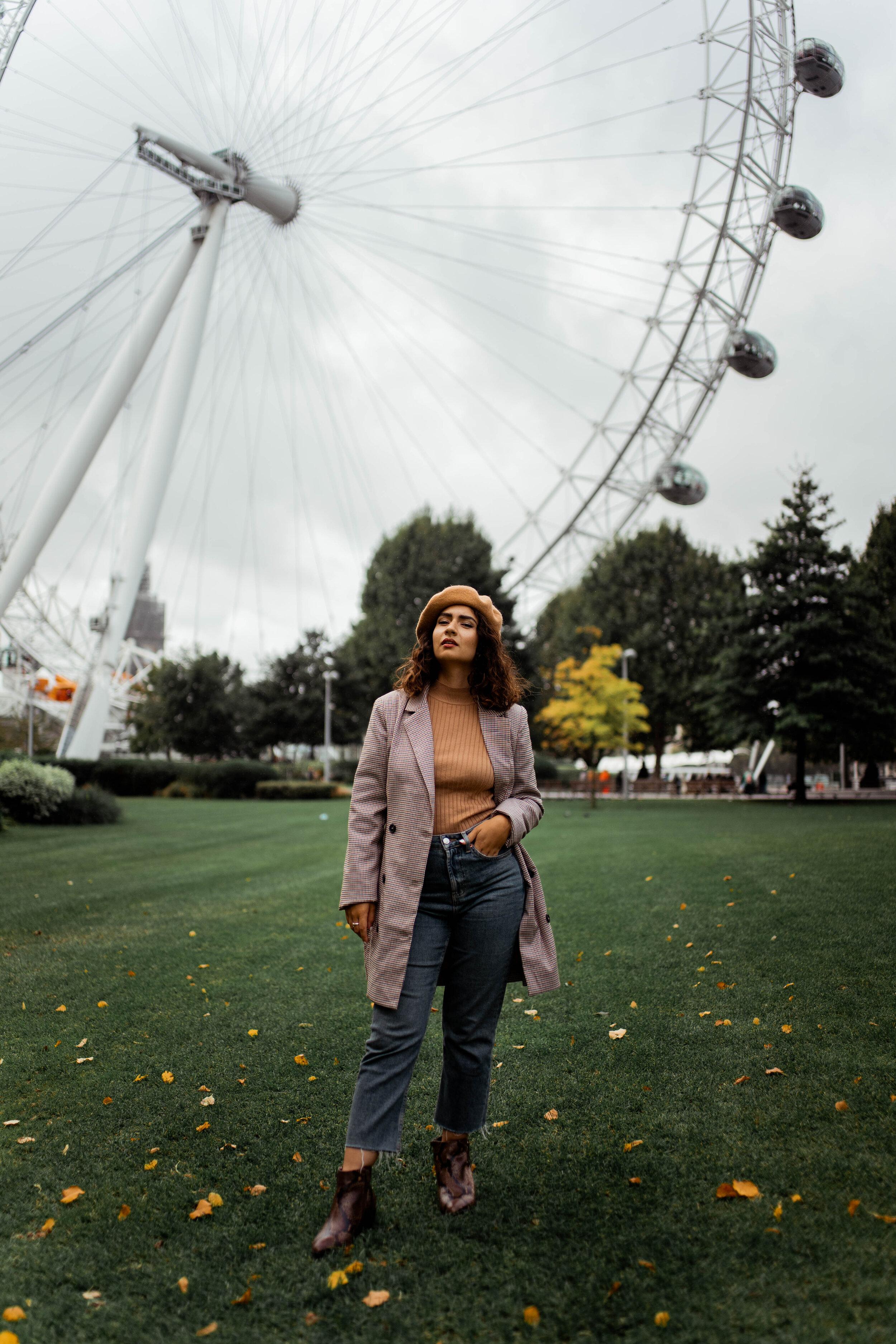 London, PFH, Jubilee Gardens, London Eye, Instagram Guide