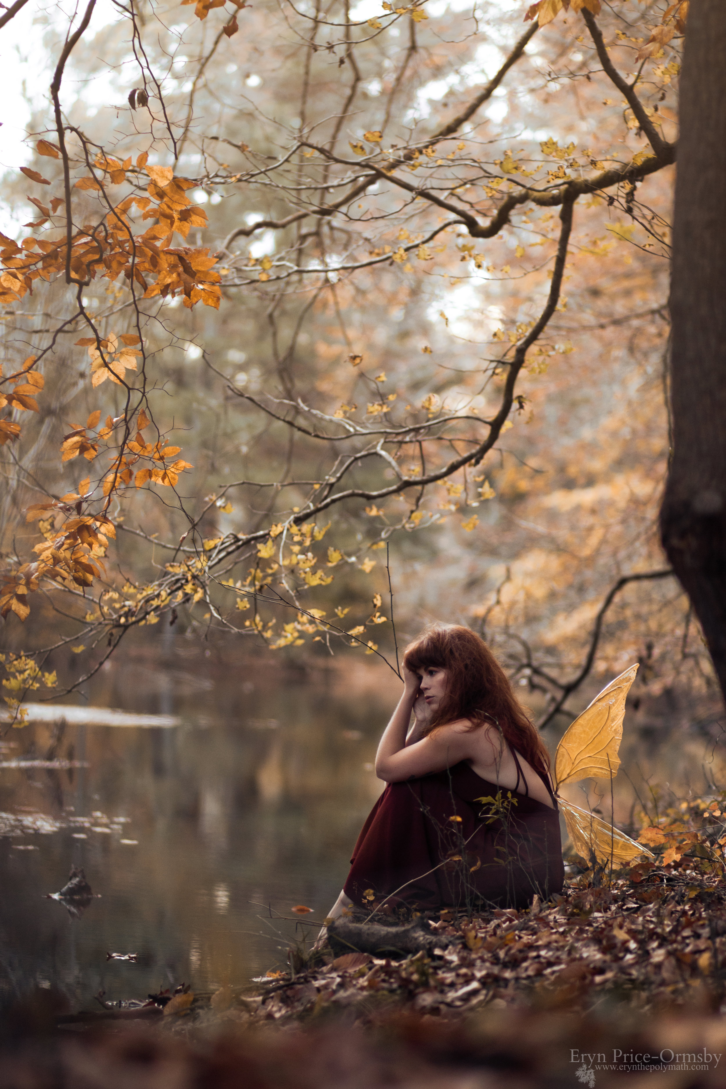Autumn Faerie