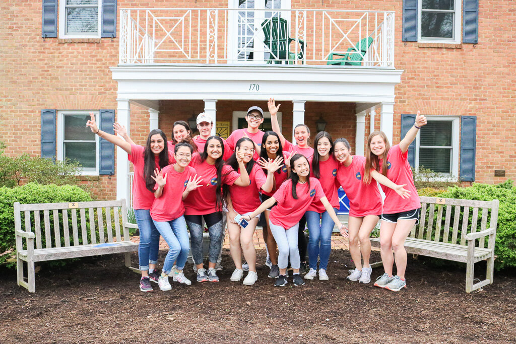 """""""Madison House is such a crucial element of the whole undergraduate experience. Being able to be a part of that has been incredible."""