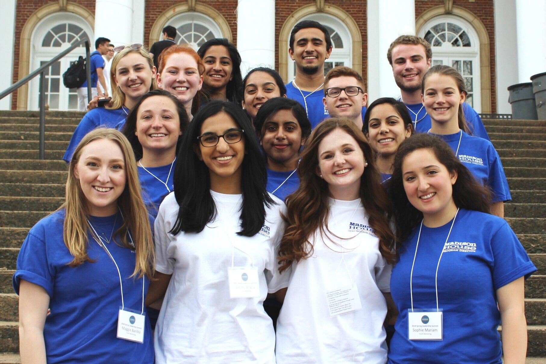 Youth Mentoringat-a-glance - Image: 2018-2019 Head Program and Program Directors