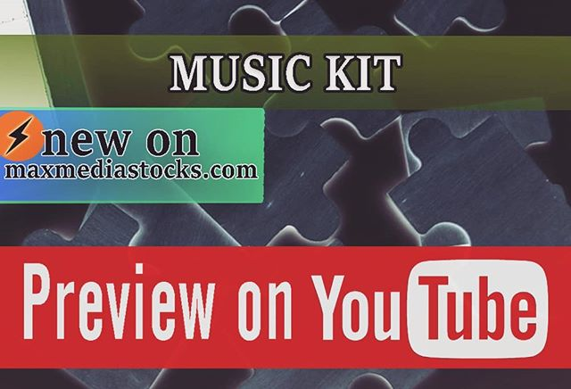 checkthisout! music kit is a piece of music you can arrange as you wish for your #project, using only your video editor of choice. Follow the instructions in the package and make a custom soundtrack fit for your project in 3 easy steps. More content:  https://maxmediastocks.com  #music #footage #royaltyfree #stockmusic #stockfootage #audiojungle #pond5 #envato #storyblocks #media #forcreators #creators #youtube #deal #cheap #logo #sound #soundeffect #content #royaltyfreemusic #film #royaltyfreefotage