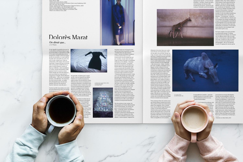 design éditorial - La girafe s'adapte à tous les enjeux éditoriaux. Son cœur palpite pour les belles images et les textes de bon ton qui permettent la mise en forme de belles tenues.