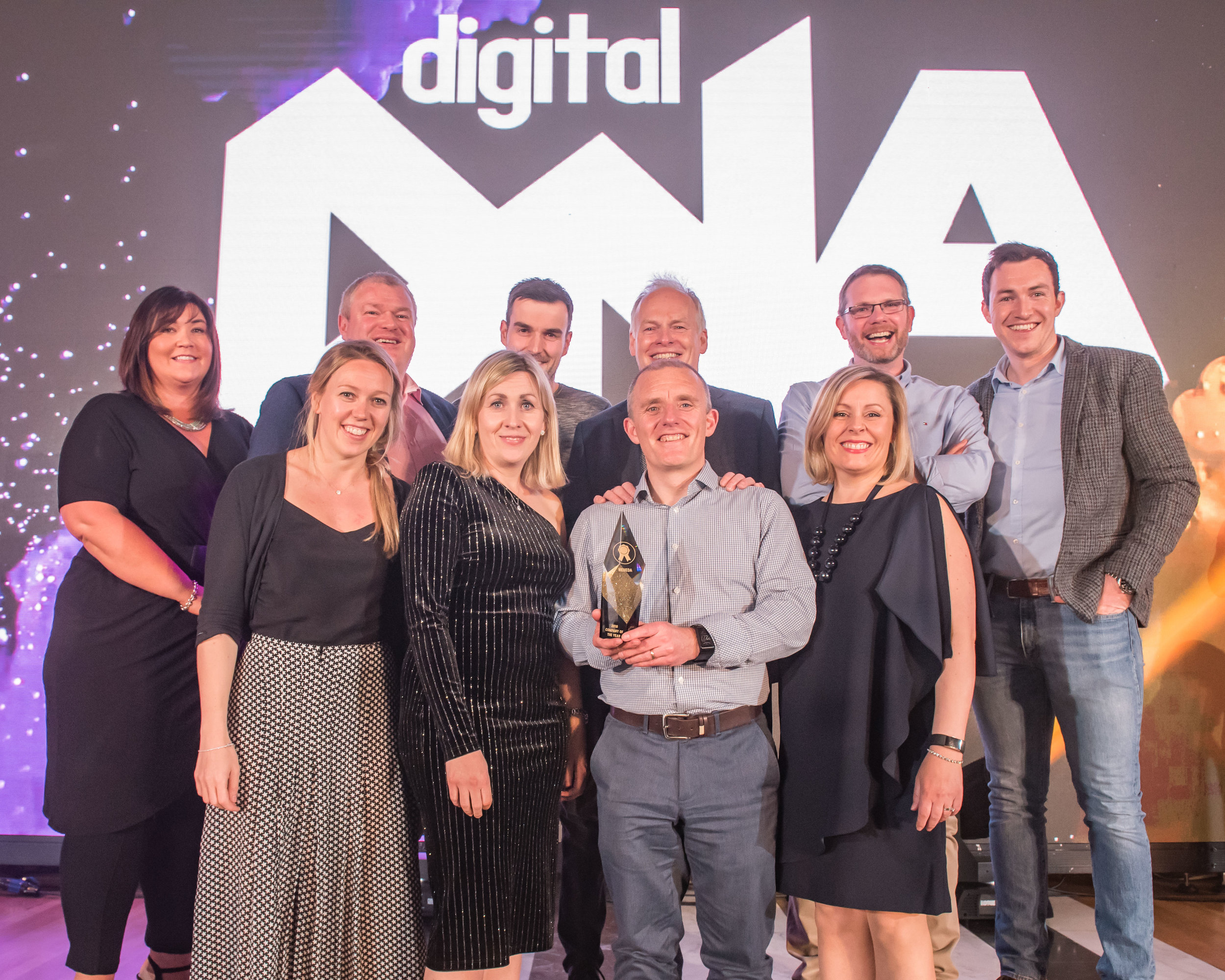 NEUEDA SCOOPS TOP PRIZE AT DIGITAL DNA AWARDS    Read More