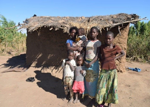 12 Neueda staff members will travel to Malawi to build homes and hope for vulnerable families. Rose Adamson (32), a widow and mother of six children, has been selected as one of the recipients.