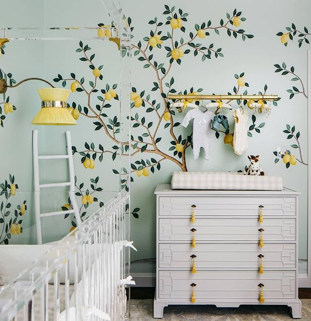 What a lovely spectacular kids room. Love the fresh outstanding natural beauty wallpaper. * * * #upscaleinteriors #upscaleinteriorsAG #sweetdreams #dekor #germaninteriorbloggers #nurseryofdreams #dekoration #inneneinrichtung #architekturbüro #interiør #interiör #interiordesigner #interiorstyle #interiorinspo #interiorandhome #interior4all #handpaintedwallpaper #interiorforinspo #passion4interior #interiorlove #interior123 #interiorlovers #interiorforyou #interiorideas #instahome #interiordesignideas #passionforinterior #dreaminterior #interiorgoals I via @degournay