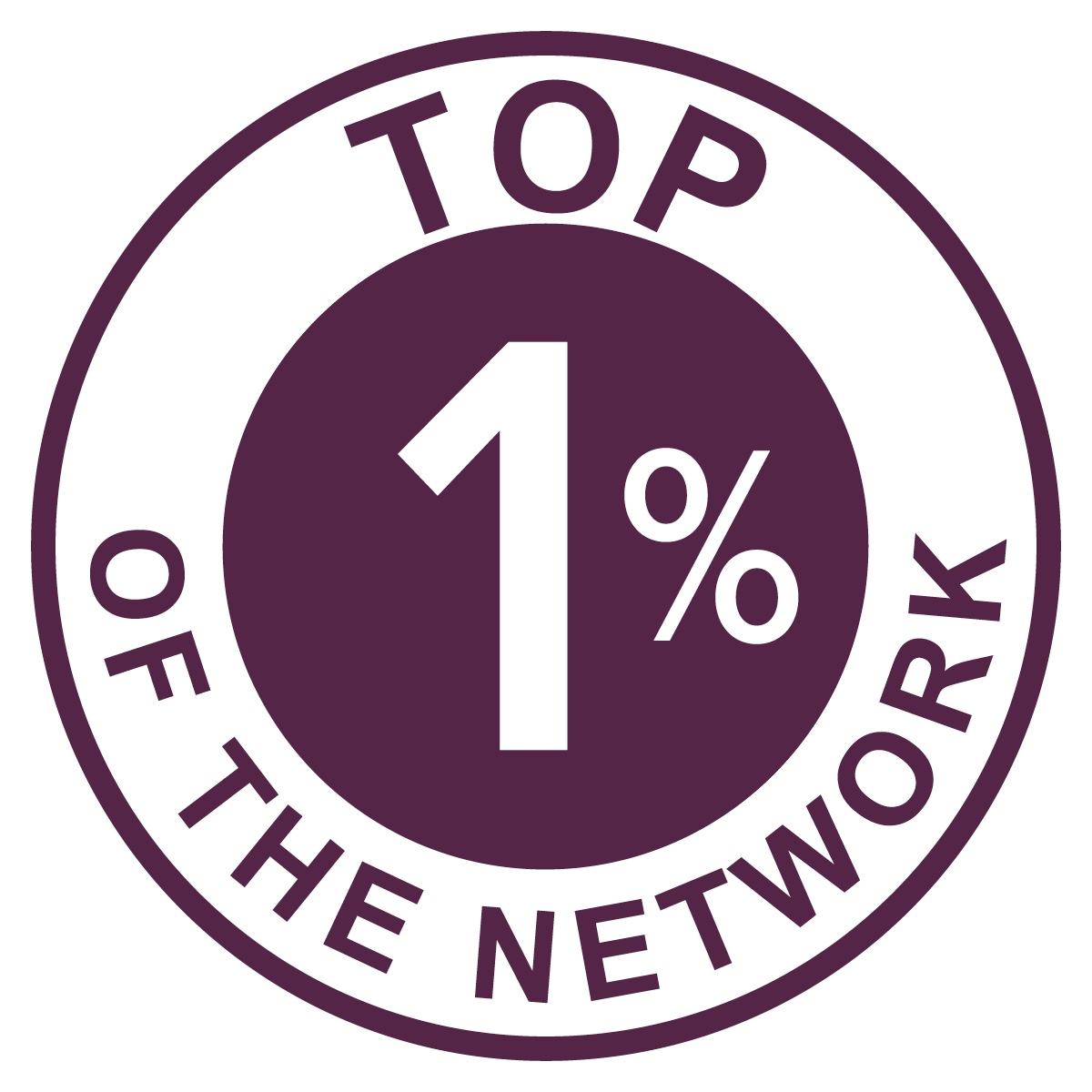 2018 CHAIRMAN'S SELECT PLATINUM AWARD WINNERS - TOP 1% OF THE BERKSHIRE NETWORK IN 2018 FOR SALES NATIONWIDE