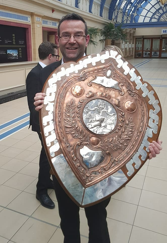 Rob with the Grand Shield