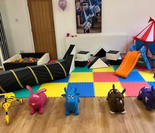 MOBILE SOFT PLAY