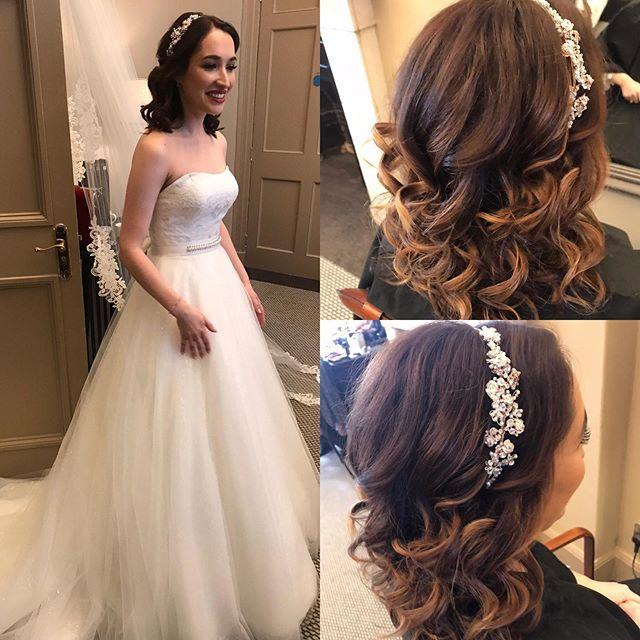 Home Emma Scott Wedding Hair