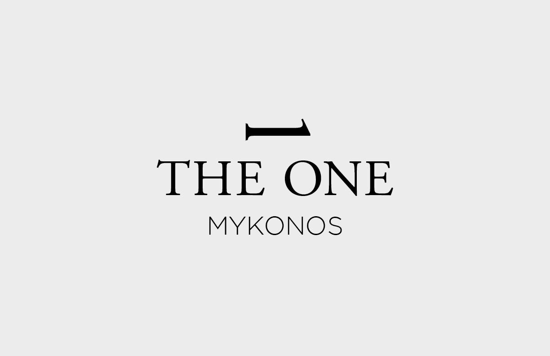 The One Mykonos :  View Work